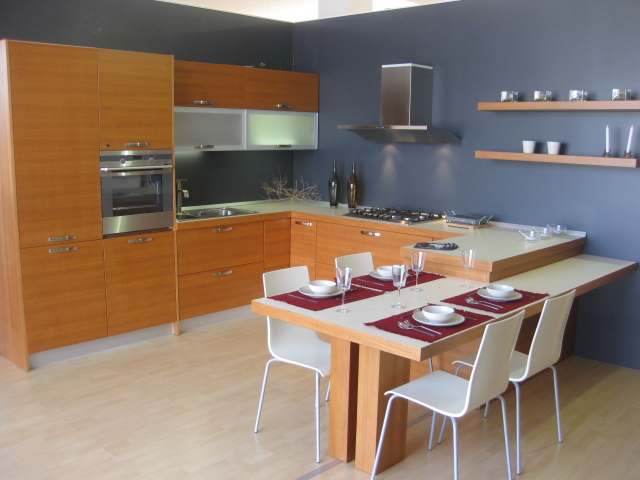Interesting immagine with cucine con frigo americano - Cucine con frigo americano ...