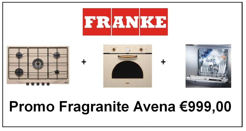 Promozione Franke | Furleo Cucine
