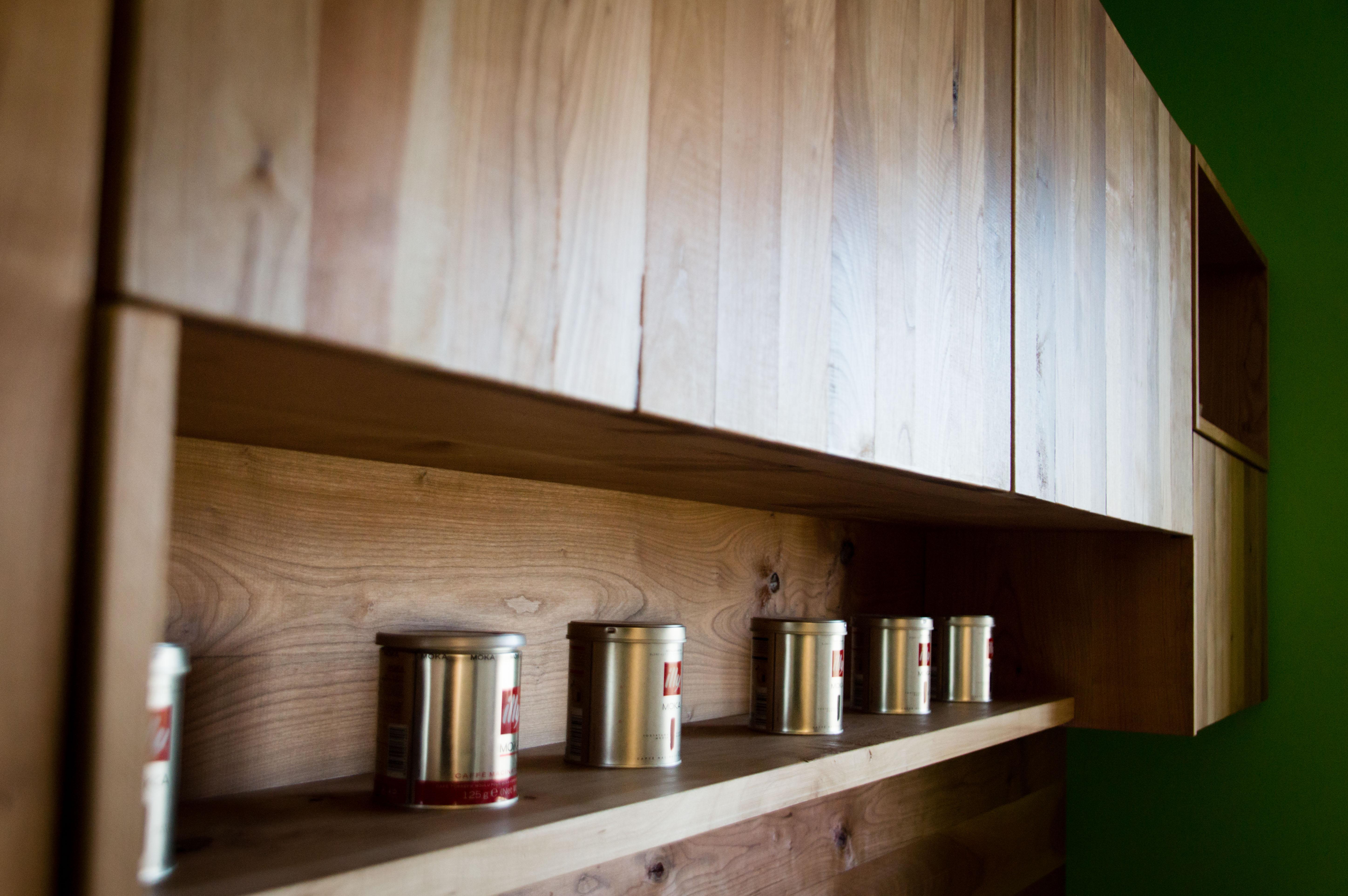 Loft furleo cucine for Piani di costruzione loft