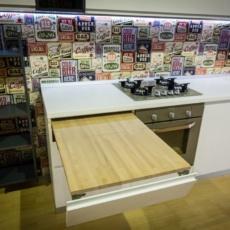 Il tavolo-cassetto, soluzione salvaspazio