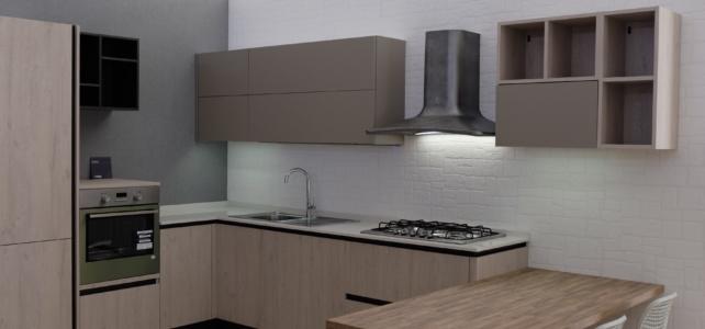 Nuova collezione cucine Aran